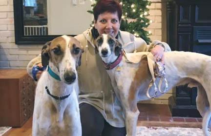 Piper and Tucker — December 2018